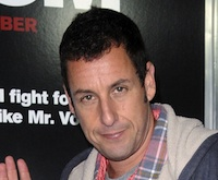 sandler wb Adam Sandler Boards Untitled Romantic Comedy