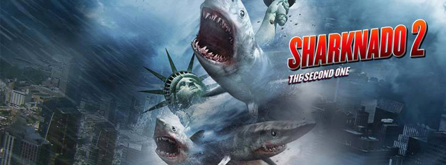 Sharknado 3 Confirmed for 2015, Sharknado Week Hits 18.2 Million Viewers