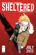 Image Comics' 'Pre-Apocalyptic' Tale Sheltered is Heading to the Big Screen