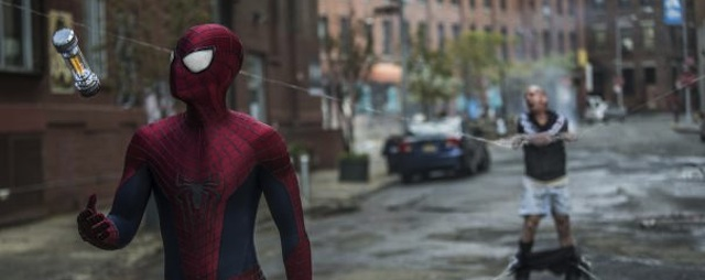Marc Webb Screens 30 Minutes of The Amazing Spider-Man 2, Answers Questions