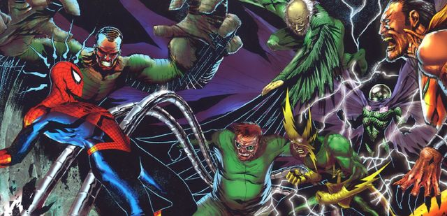 Comic-Con: Release Dates Set for Sinister Six, The Amazing Spider-Man 3 and Uncharted!