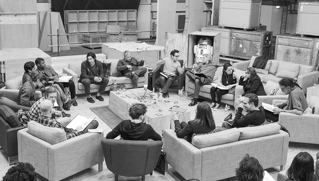 Mark Hamill and Mark Ruffalo Tweet Star Wars and Avengers Updates