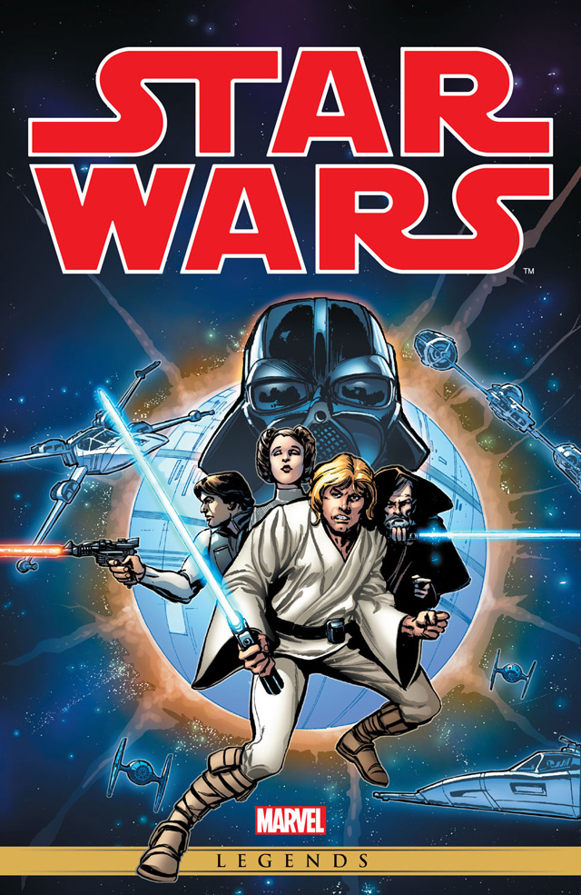 Marvel Comics Announces Star Wars: The Original Marvel Years Omnibus