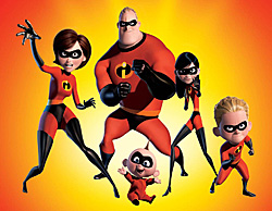Pixar Working on 3D Rereleases of The Incredibles and Ratatouille