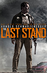 thelaststandset1 From the Set: Arnold Schwarzenegger Prepares The Last Stand