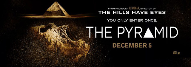 Fox Horror Unleashes the Trailer for The Pyramid