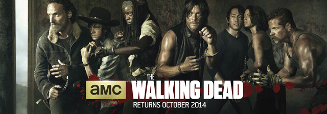 Comic-Con: The Walking Dead Panel Live Blog
