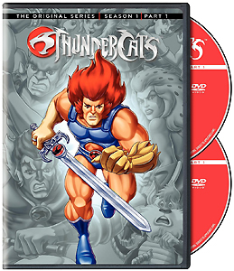 Thundercats  on Thundercats  The Original Series  Season 1  Part 1 Blu Ray And Dvd