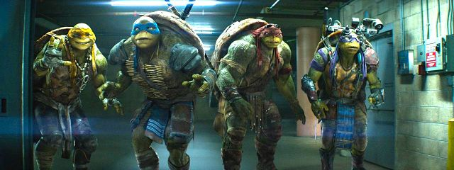 Teenage Mutant Ninja Turtles Makes $93.7 MIl
