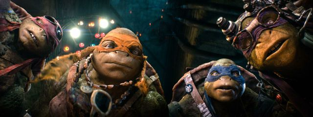 Teenage Mutant Ninja Turtles Shells In $25 Million Opening Day