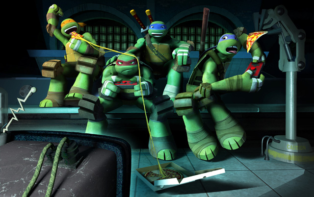 Nickelodeon Greenlights Season Four of Teenage Mutant Ninja Turtles