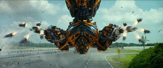 Transformers: Age of Extinction Scores $41.6 Million Opening Day