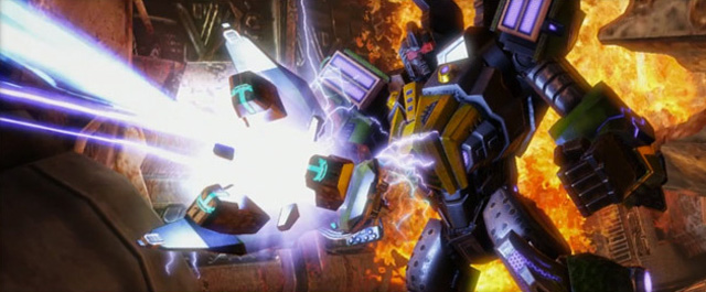 Transformers: Rise of the Dark Spark Game Announced