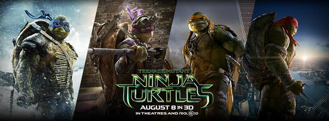 TV Spot for Teenage Mutant Ninja Turtles Brings New Footage
