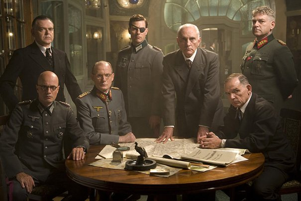 The Members of Operation Valkyrie - ComingSoon.