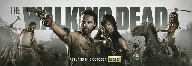 Get a Glimpse of The Walking Dead's Fifth Season in a New Teaser