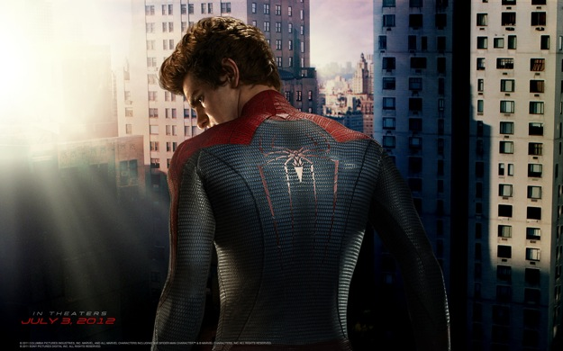 wallasm001 The Amazing Spider Man Official Site Reveals Photos, Confirms Sequels!