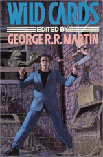 wild cards cover George R.R. Martins Wild Cards Eyed For Feature