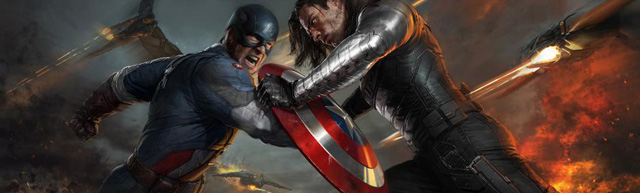 Captain America: The Winter Soldier Debuts an IMAX Poster