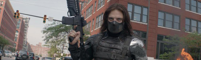 A New Captain America: The Winter Soldier Featurette Explores the Title Assassin