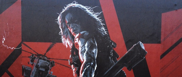 Captain America: The Winter Soldier Debuts Stylish Character Art Posters!