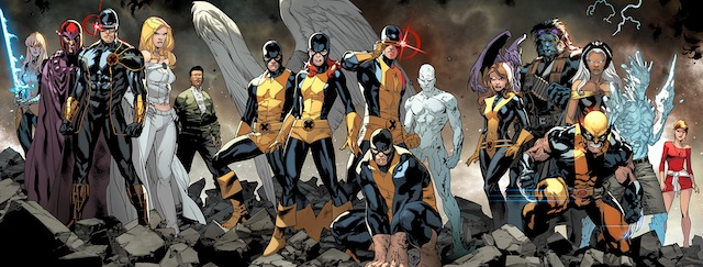 FOX Bringing X-Men to Television with 24 Producers