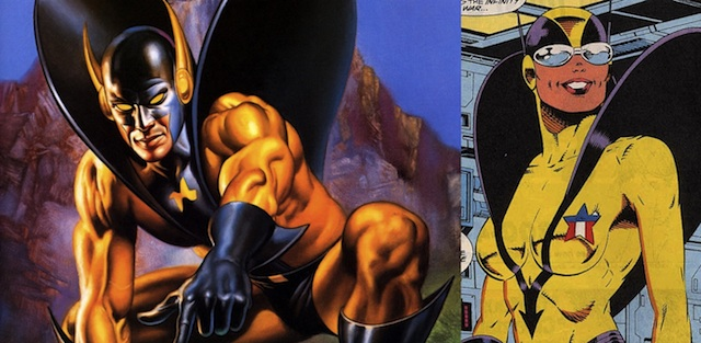 New Rumors Point to Yellowjacket as Ant-Man's Big Bad