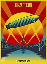 zeppelincelebrationday1 Led Zeppelin Makes Rare NYC Appearance for Celebration Day