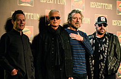 zeppelincelebrationday3 Led Zeppelin Makes Rare NYC Appearance for Celebration Day