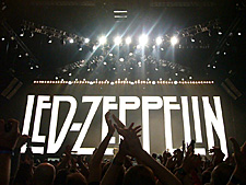zeppelincelebrationday4 Led Zeppelin Makes Rare NYC Appearance for Celebration Day