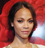 zoe saldana dominion Zoe Saldana Takes Dominion