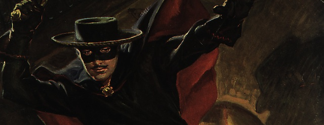 Playwright Chris Boal to Rewrite Zorro Reboot